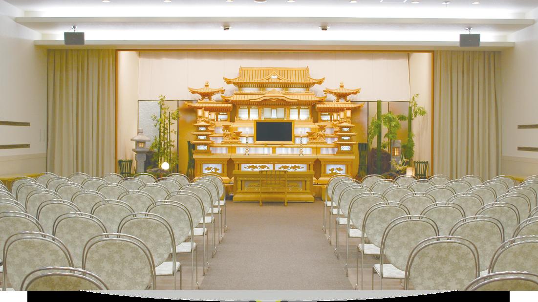 大ホール カトレア